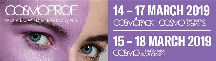 Jacklon a Cosmoprof Bologna 2018