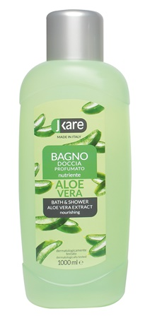 Bath&Shower Aloe vera 1000 ml