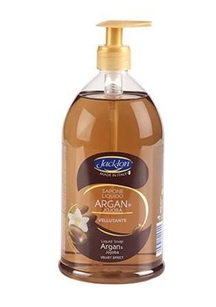 Sapone liquido argan e jojoba 1000 ml