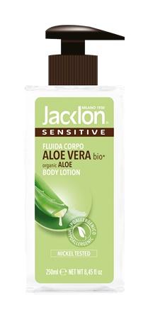 Crema corpo aloe vera biologica 250 ml