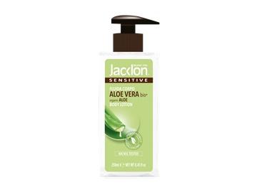 Body lotion organic aloe vera 250 ml