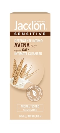 Detergente intimo avena biologica 250 ml
