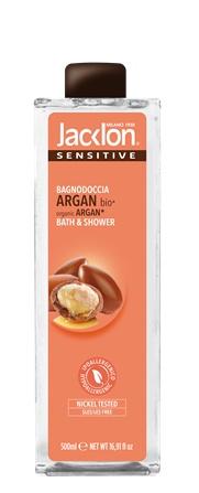 Bagno & Doccia argan biologico 500 ml