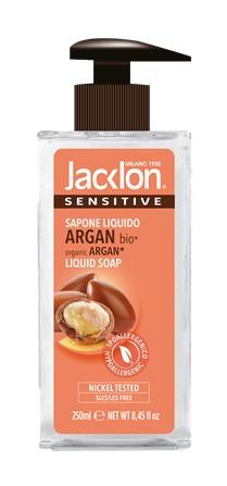 Liquid soap organic argan 250 ml