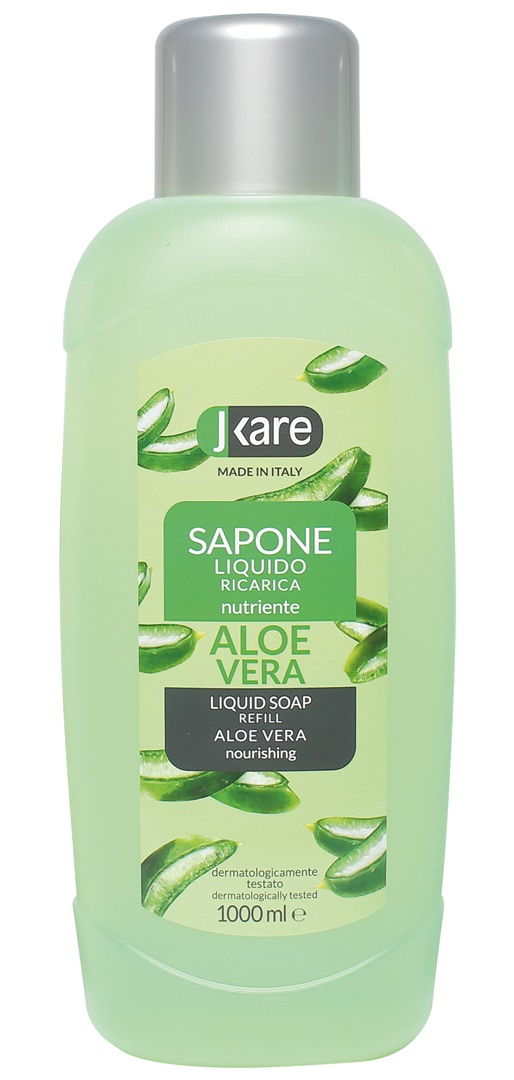 aloe vera and sweet almonds charging liquid soap 1000 ml. Black Bedroom Furniture Sets. Home Design Ideas