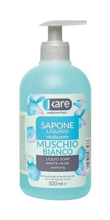 Liquid soap White musk 500 ml