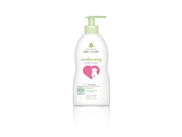 Jacklon Baby Body lotion 250ml