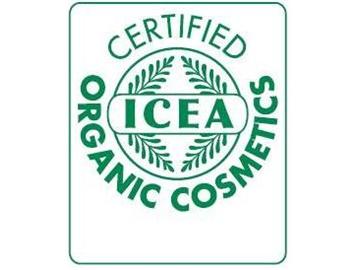 Certificación cosmética ICEA