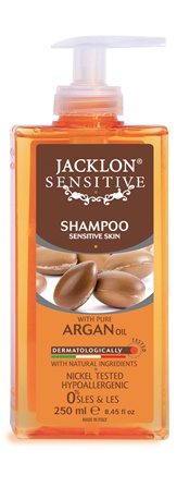 Shampoo argan biologico 250 ml
