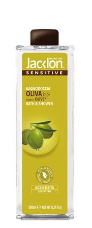 Bagno & Doccia olio di oliva biologico 500 ml