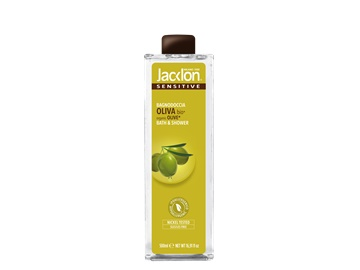 Bath&shower organic olive oil 500 ml