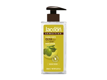 Body lotion organic olive oil 250 ml
