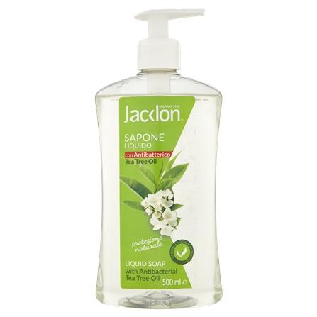 Liquid Soap Antibacterial Tea Tree Oil 500ml