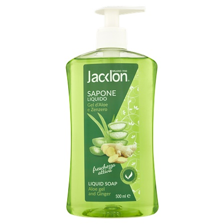 Liquid soap Aloe Gel&Ginger 500ml